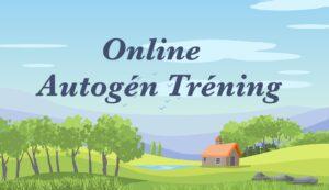 Online autogén tréning